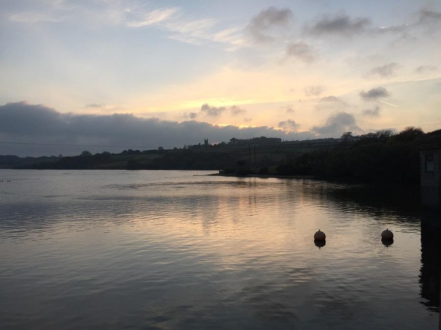 Argal Reservoir offers beautiful views