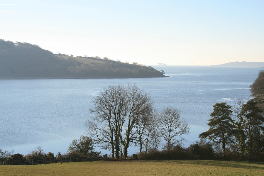 Bosinver is ideally located for a dog friendly holiday in Cornwall