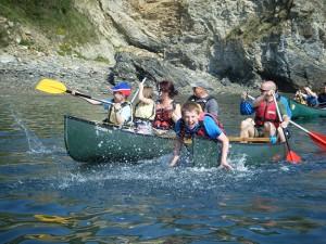Canoeing_Porthpean2