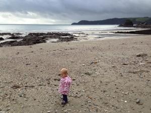Jasmine-on-beach
