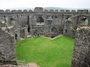 Restormel-Castle