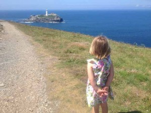 megs-looking-towards-lighthouse