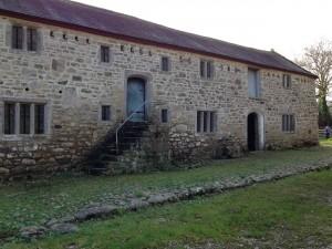 Godolphin barn