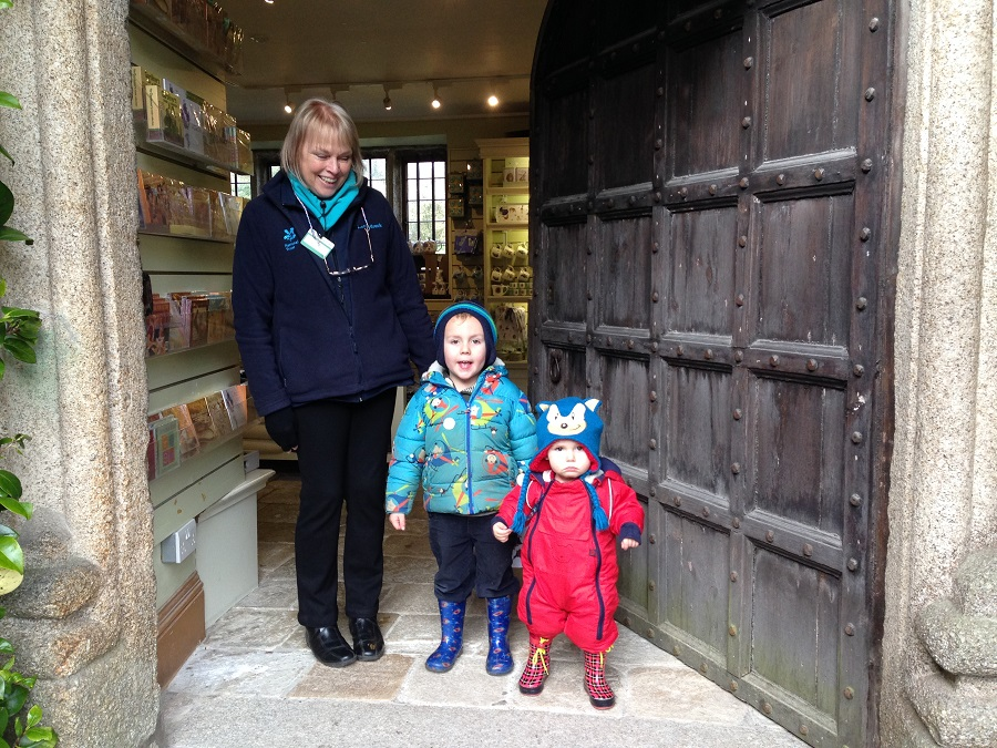 Lanhydrock is great for a family day out