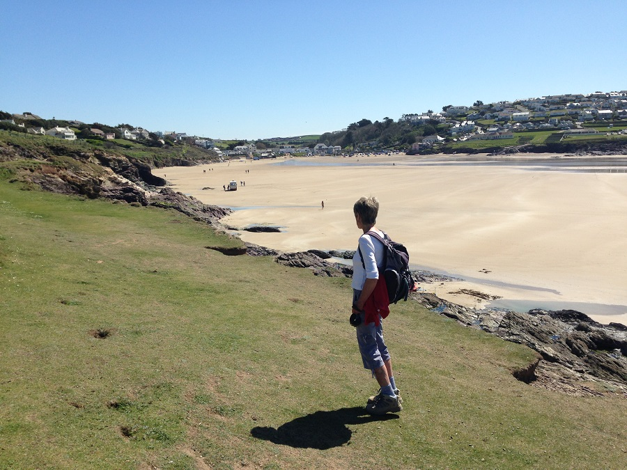 Cornwall has lots to offer walkers