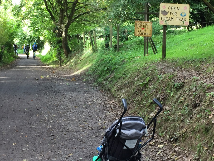 The Camel Trail is Cornwall's most popular cycle routes