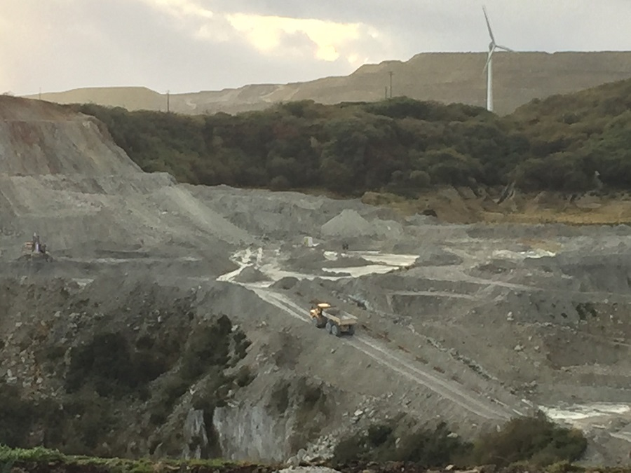 Discover the China Clay industry at Wheal Martyn
