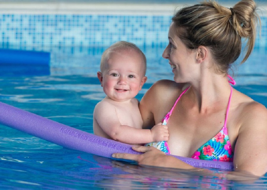 The indoor pool is included in the cost of your break at Bosinver