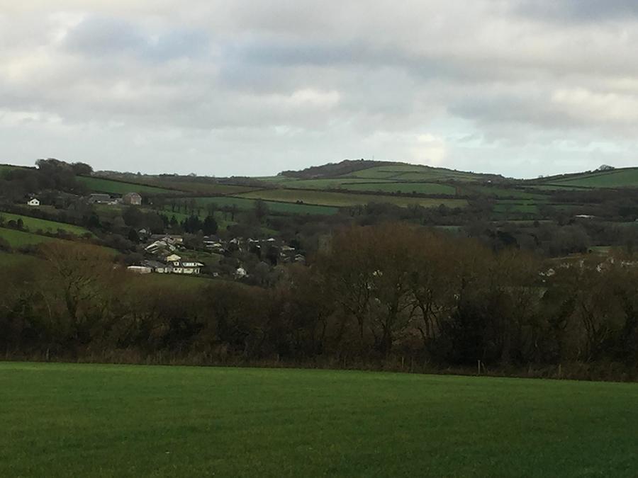 Lanivet in Cornwall
