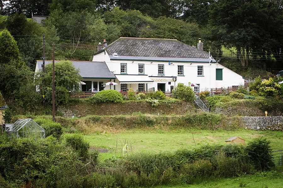 The Polgooth Inn, near Bosinver