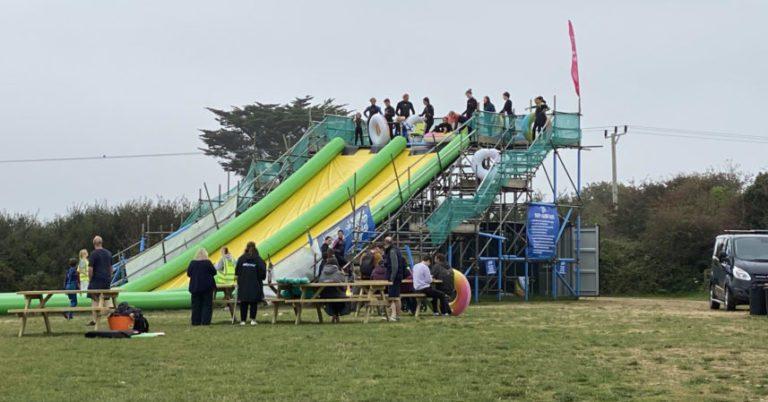 Cornish Slip and Slide