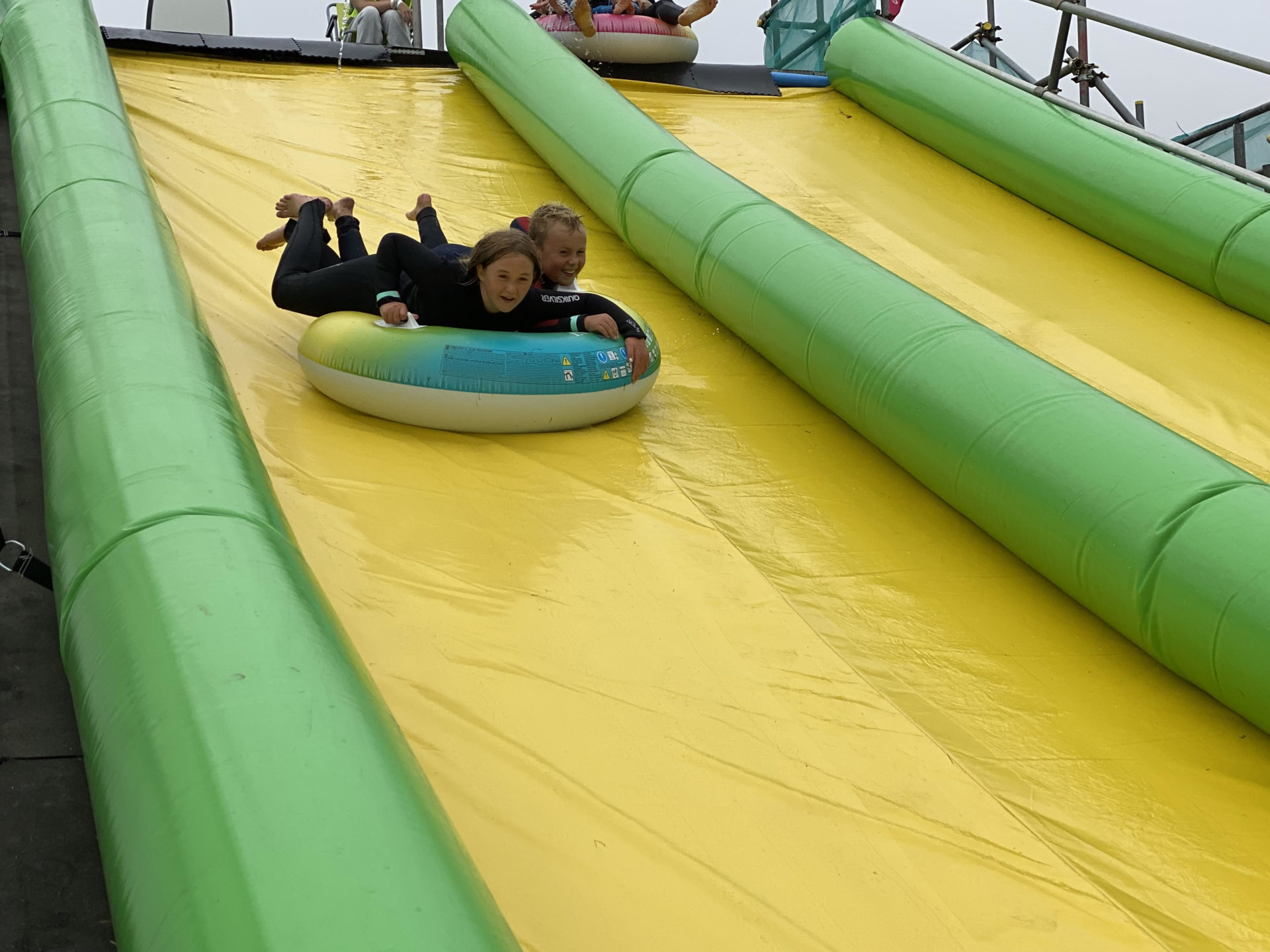 The Great Cornish Slip and Slide